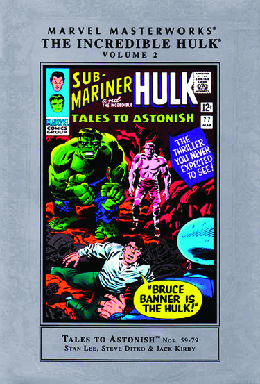 MMW INCREDIBLE HULK VOL 2 2ND ED HC VAR DUST