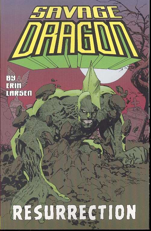 SAVAGE DRAGON TP VOL 11 RESURRECTION