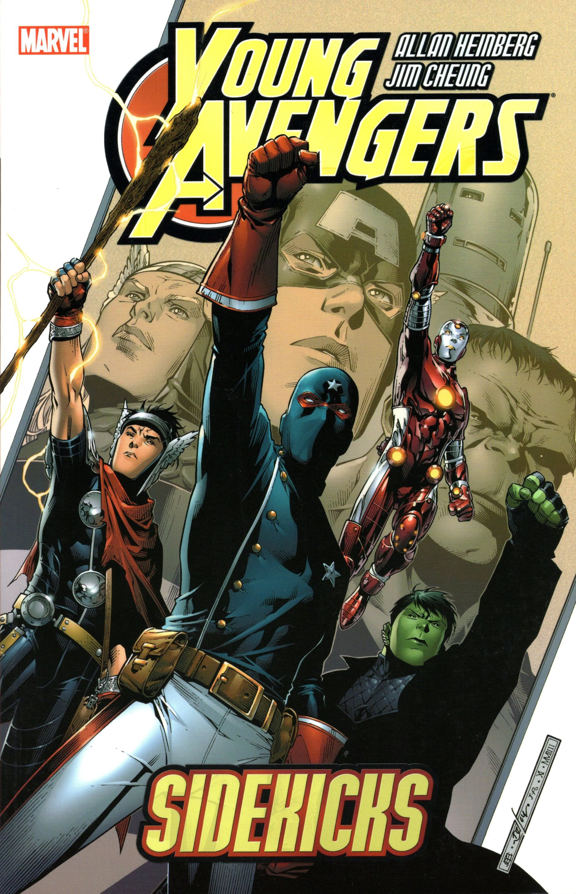YOUNG AVENGERS TP VOL 01 SIDEKICKS