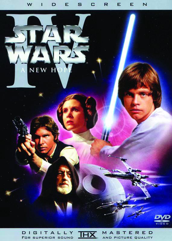 Jul068026 Star Wars Episode Iv A New Hope Ltd Ed Dvd Full Screen Previews World