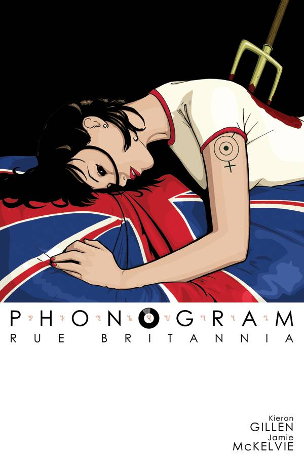 PHONOGRAM TP VOL 01 RUE BRITANNA (NEW PTG) (JAN071929) (MR)