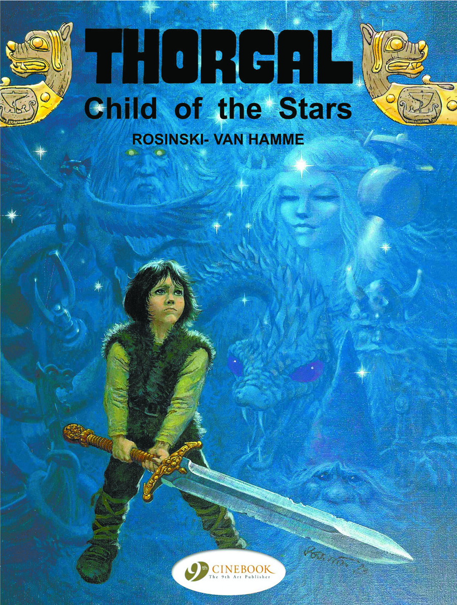 THORGAL 01 CHILD OF THE STARS