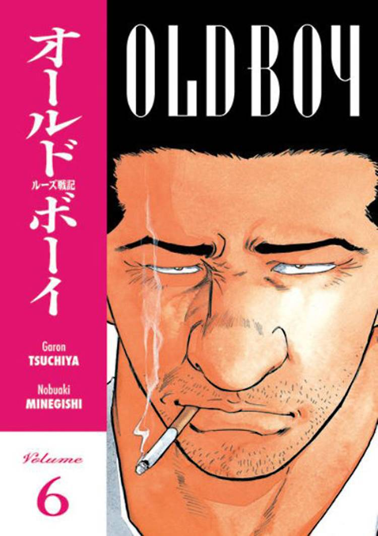 OLD BOY TP VOL 06 (MR)