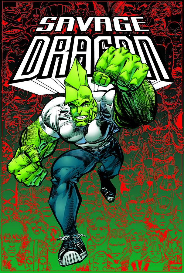 SAVAGE DRAGON ARCHIVES TP VOL 04 (RES)