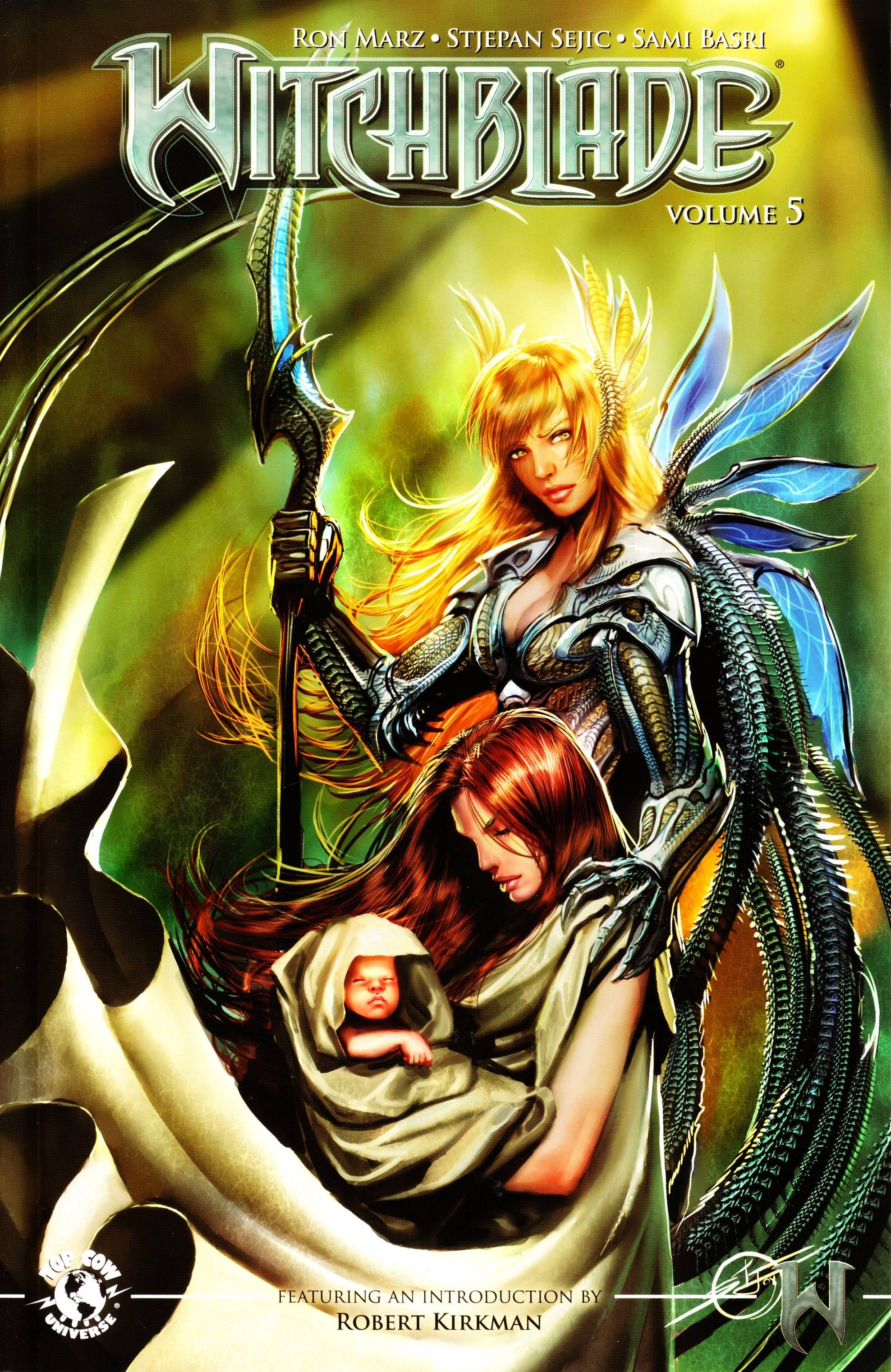 WITCHBLADE TP VOL 05 (MAY082234)