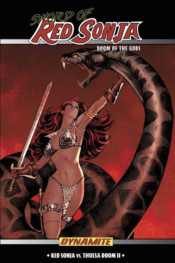 SWORD OF RED SONJA DOOM O/T GODS TP