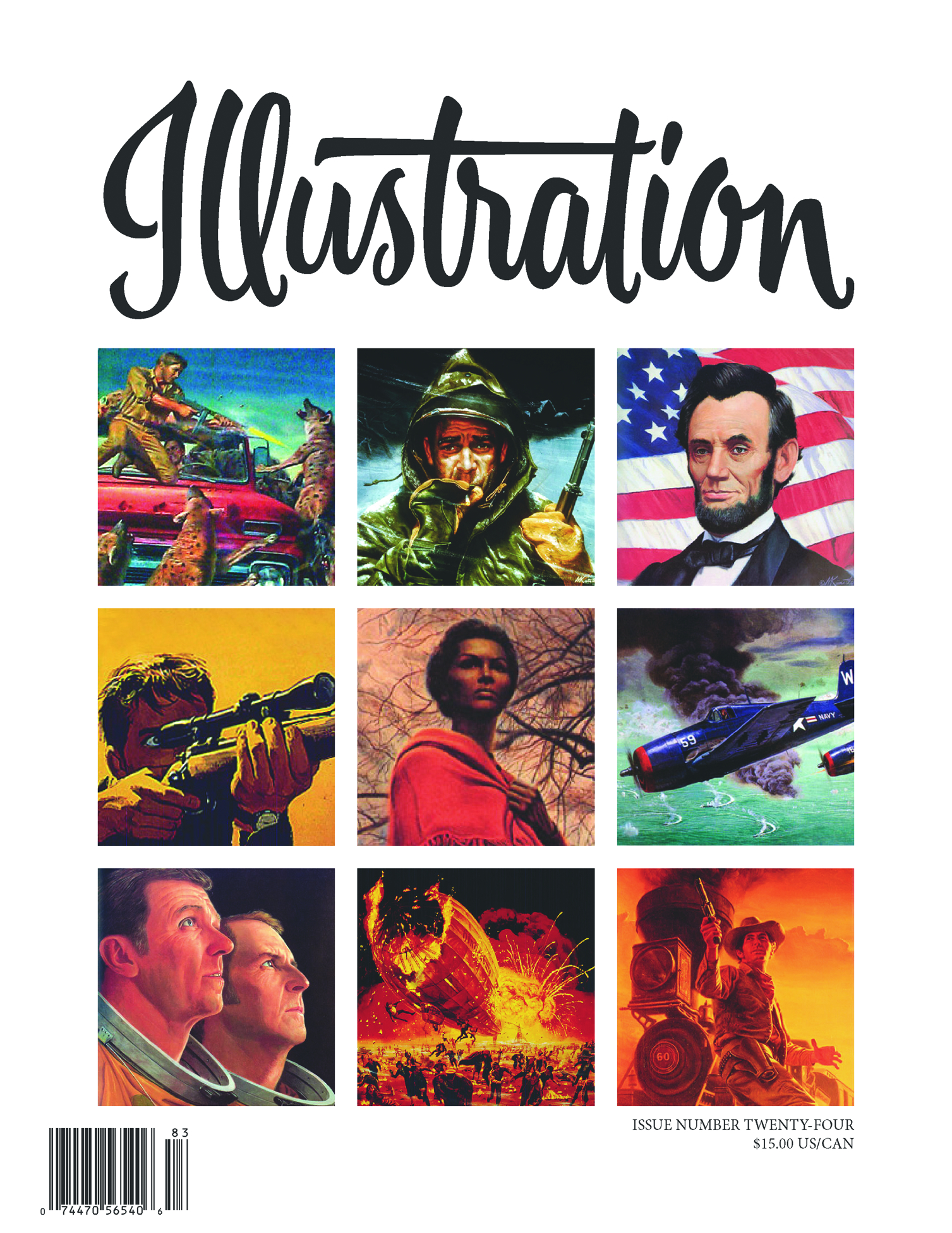 ILLUSTRATION MAGAZINE #24