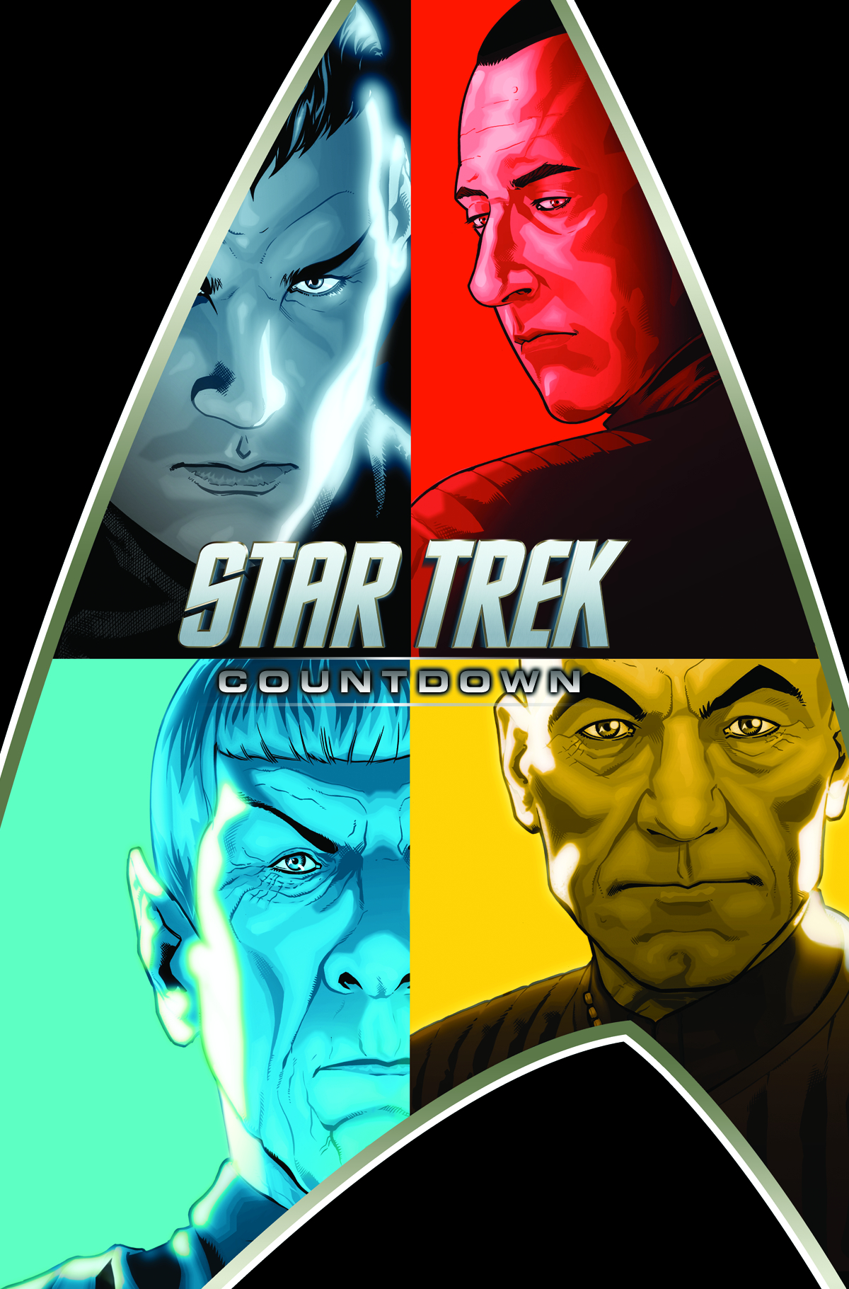 STAR TREK COUNTDOWN TP
