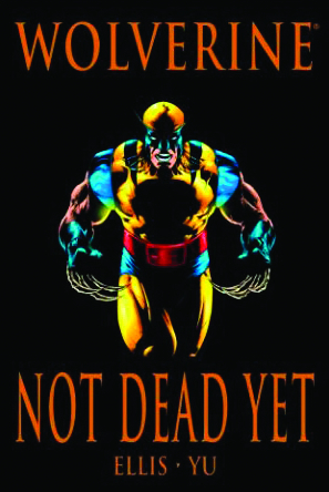WOLVERINE PREM HC NOT DEAD YET