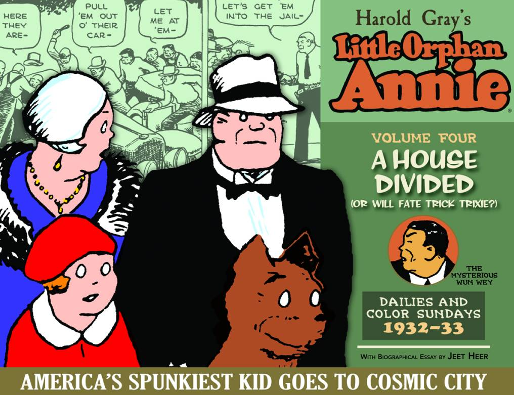 COMPLETE LITTLE ORPHAN ANNIE HC VOL 04