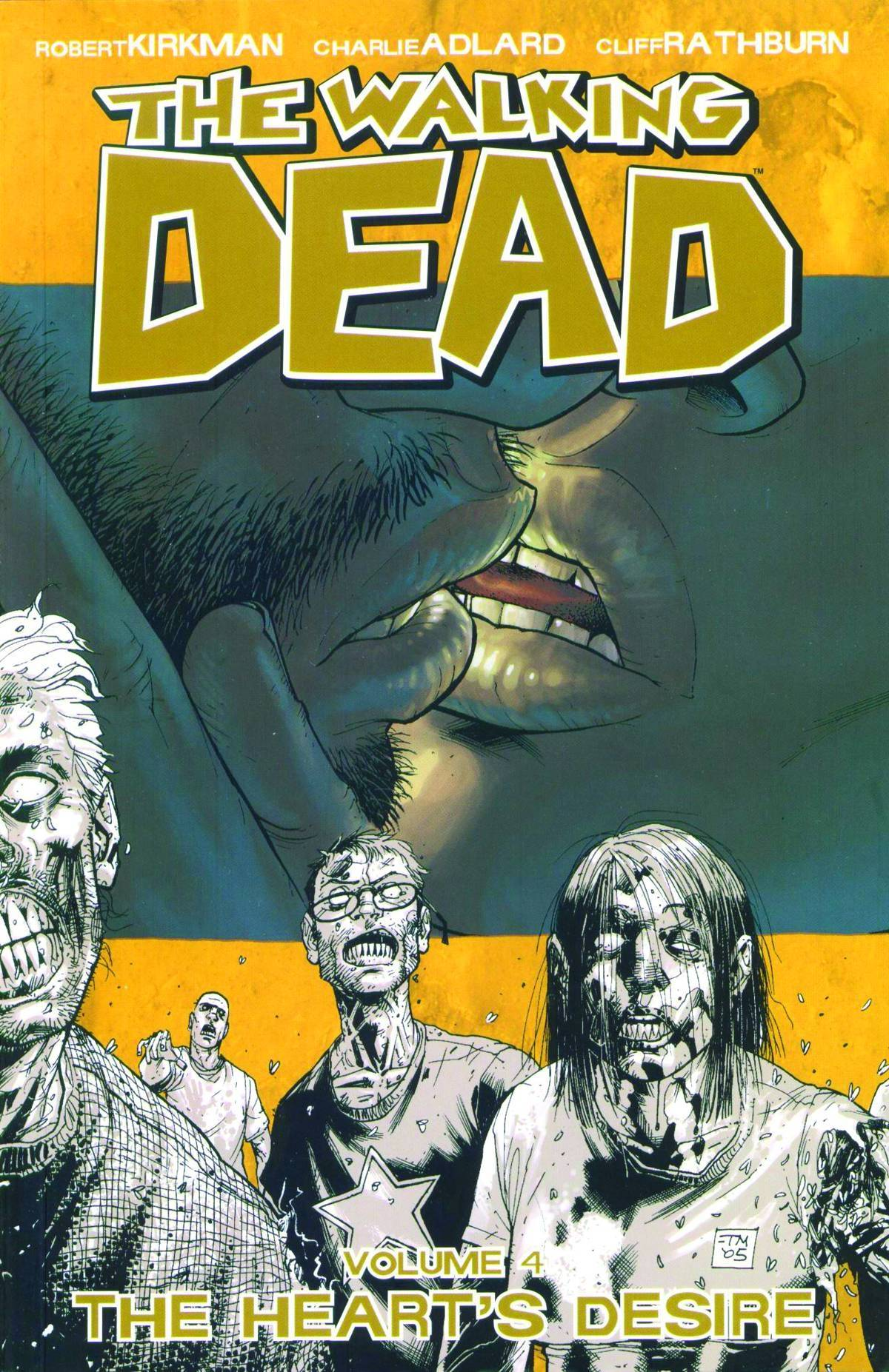 WALKING DEAD TP VOL 04 HEARTS DESIRE (NEW PTG) (SEP088205)