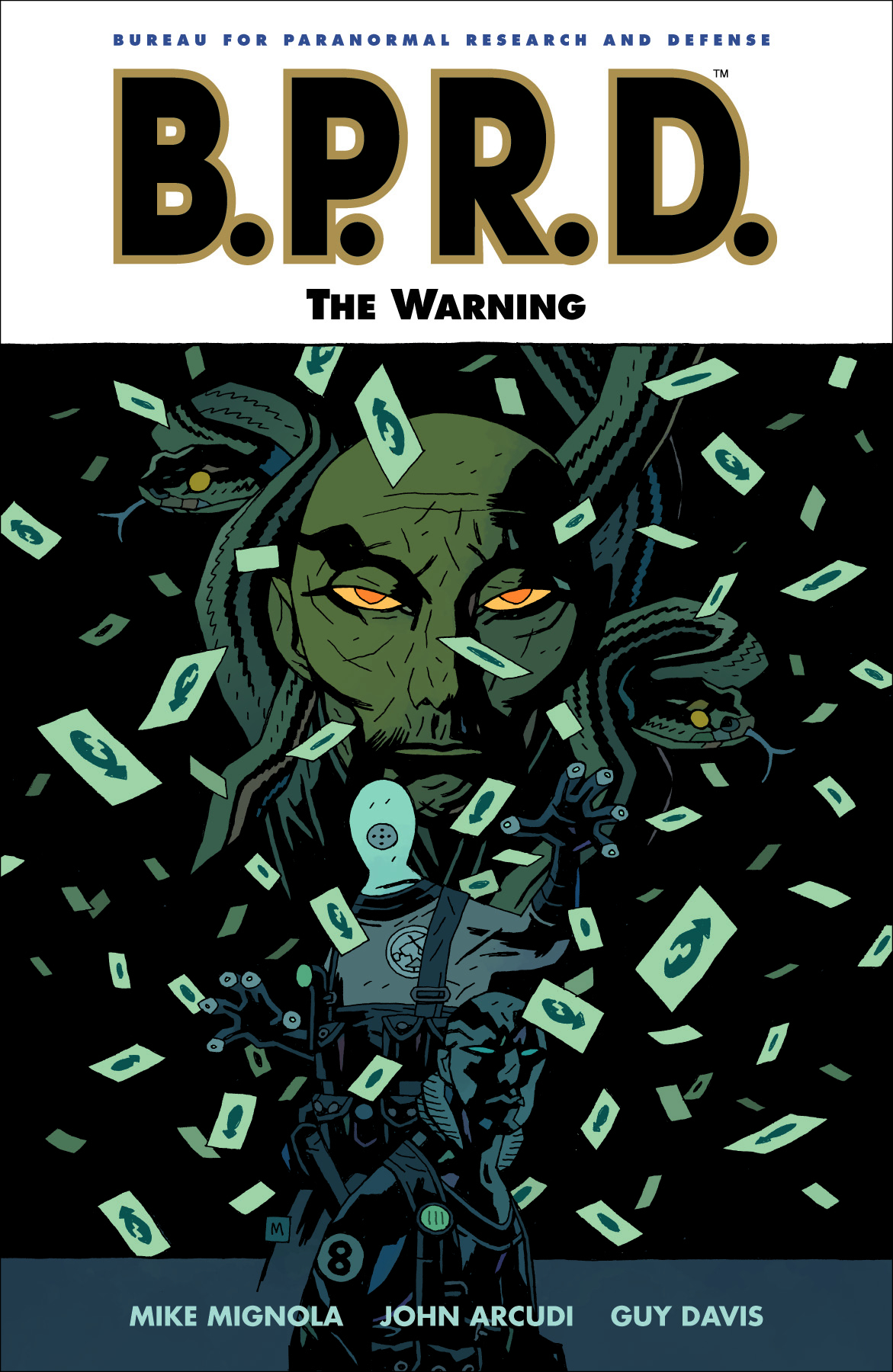 (USE JAN118118) BPRD TP VOL 10 THE WARNING
