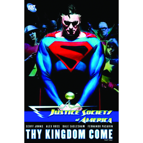 JSA TP VOL 02 THY KINGDOM COME PART 01