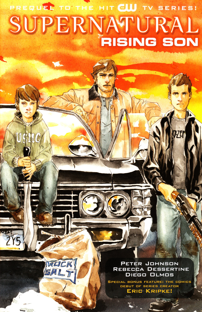 SUPERNATURAL RISING SON TP