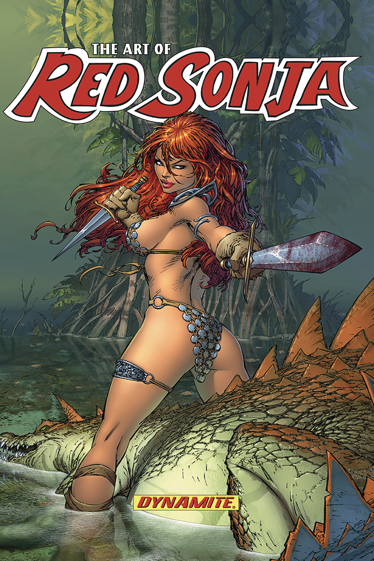 ART OF RED SONJA HC VOL 01
