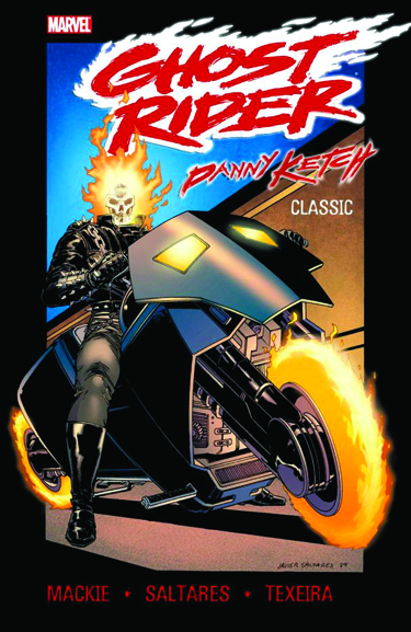 GHOST RIDER DANNY KETCH CLASSIC TP VOL 01