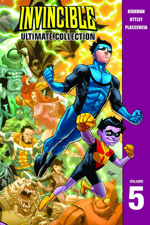 INVINCIBLE HC VOL 05 ULTIMATE COLL (NOV090350)