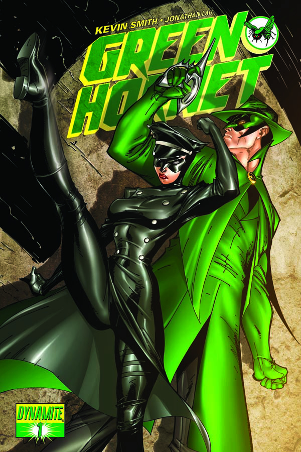 KEVIN SMITH GREEN HORNET #1