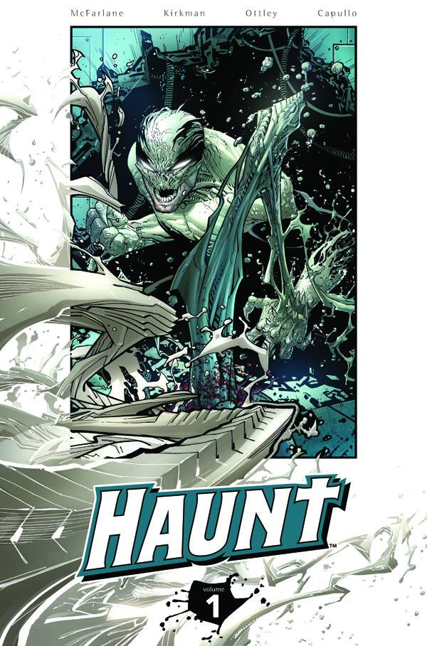 HAUNT TP VOL 01 (JAN100416)