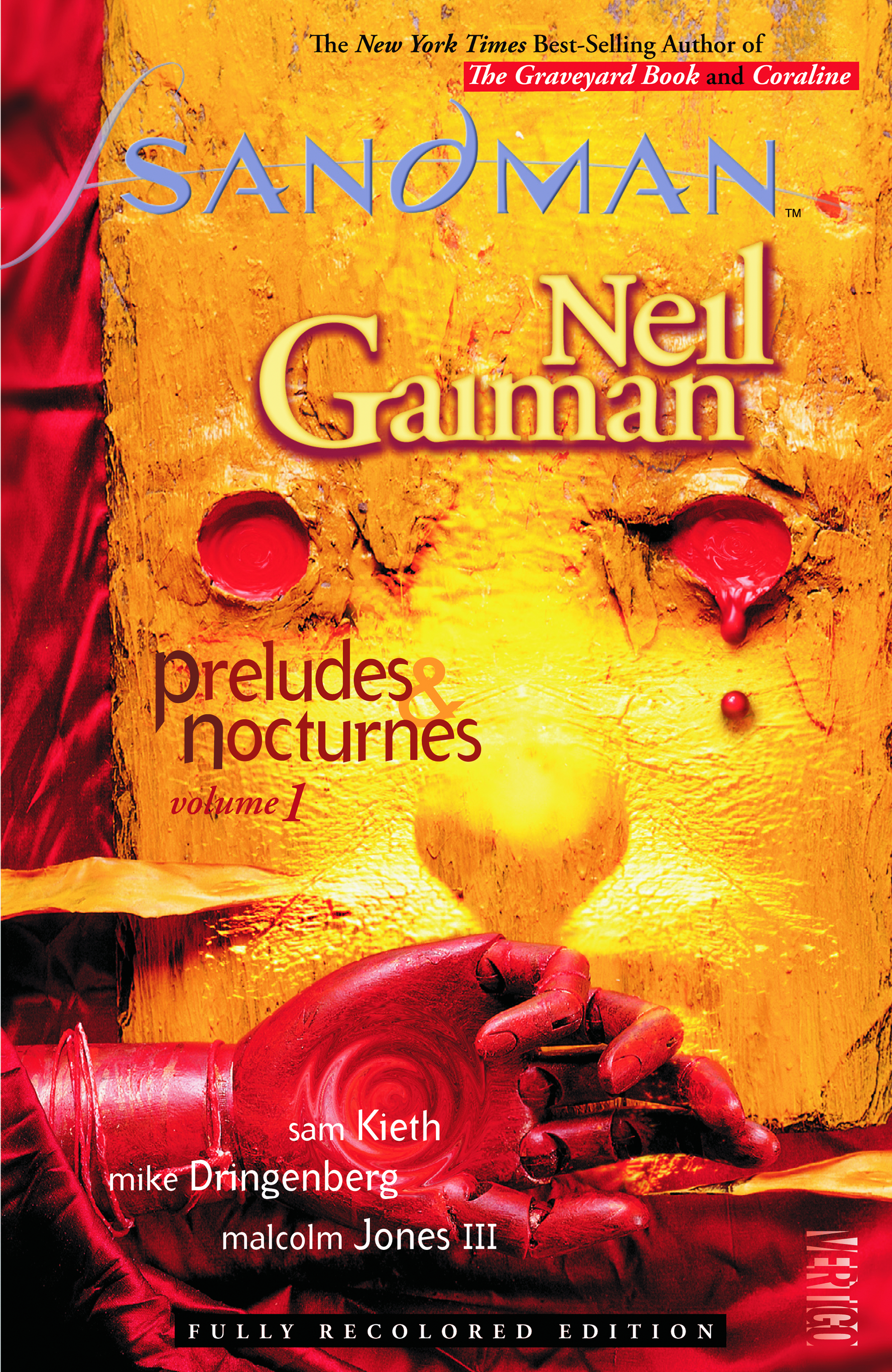 SANDMAN TP VOL 01 PRELUDES & NOCTURNES NEW ED (MR)