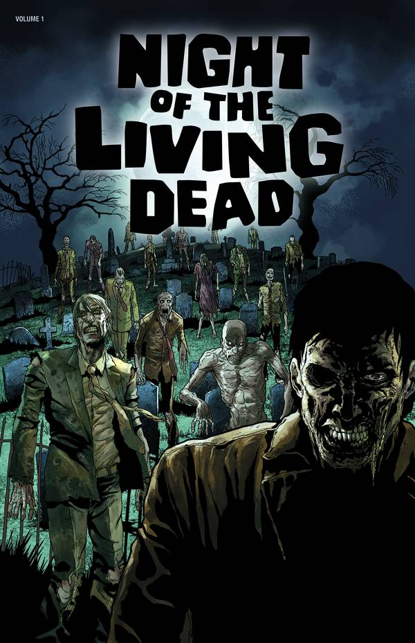 NIGHT OF THE LIVING DEAD TP NEW PTG VOL 01 (MR)