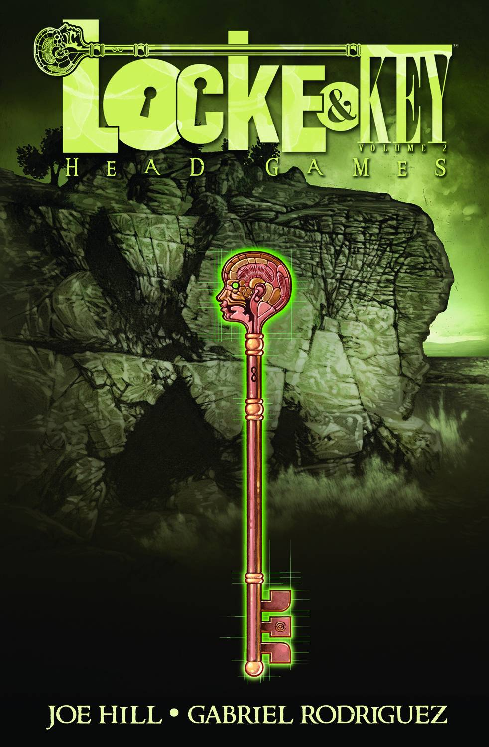 LOCKE & KEY TP VOL 02 HEAD GAMES