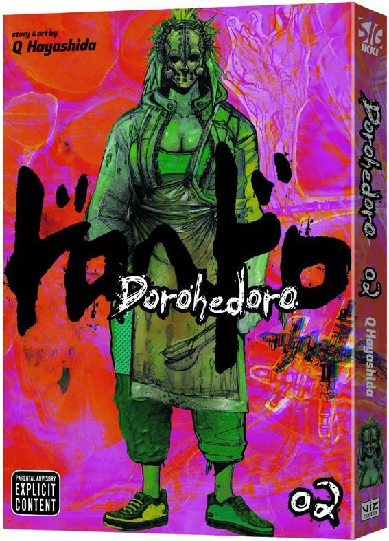 DOROHEDORO GN VOL 02 (MR)