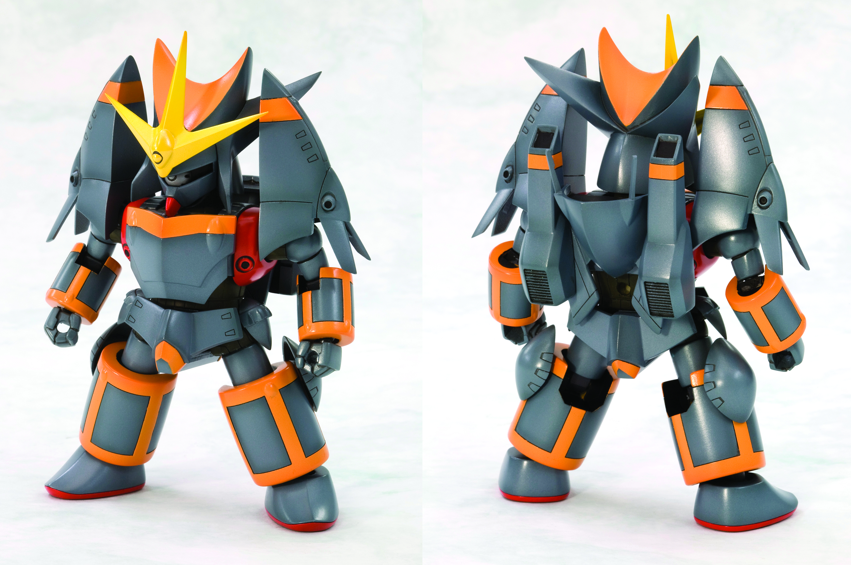 Sep101567 Aim For The Top Gunbuster D Style Model Kit Previews World