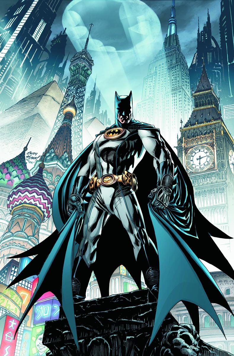 SEP100157 - BATMAN INCORPORATED #1 VAR ED - Previews World