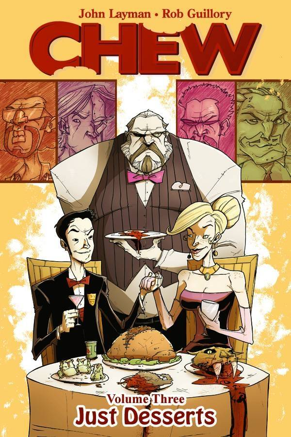CHEW TP VOL 03 JUST DESSERTS (MR)