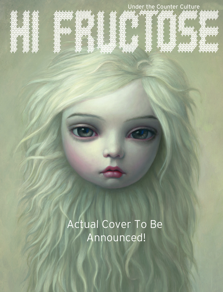 HI FRUCTOSE MAGAZINE QUARTERLY #19