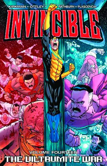INVINCIBLE TP VOL 14 VILTRUMITE WAR