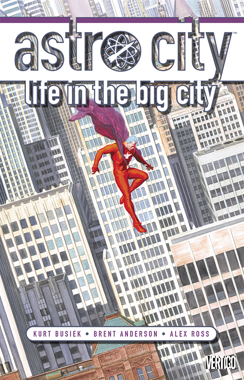 ASTRO CITY LIFE IN THE BIG CITY HC NEW ED
