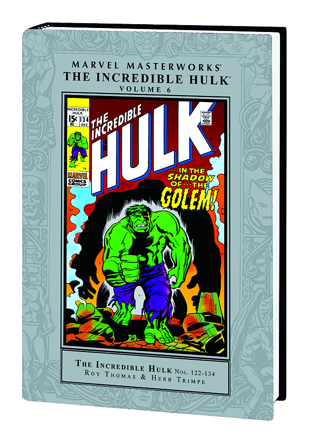 MMW INCREDIBLE HULK HC VOL 06