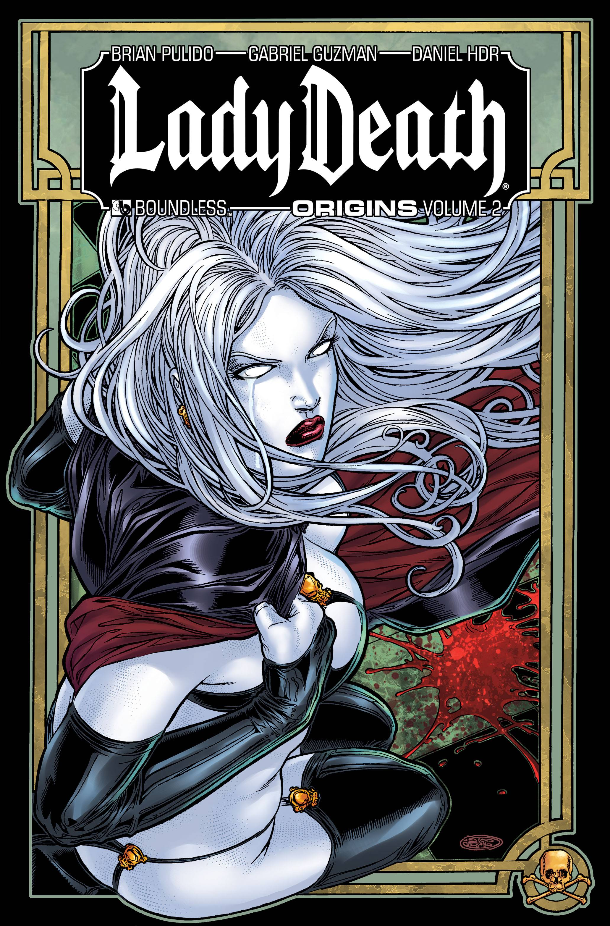 LADY DEATH ORIGINS HC VOL 02