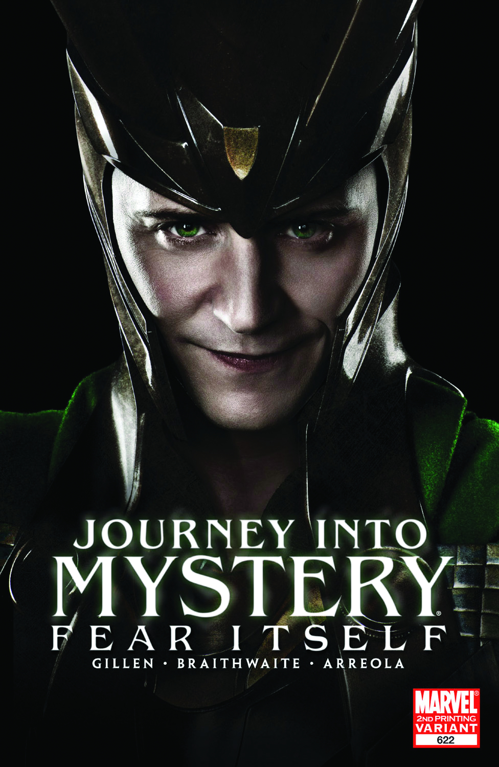 JOURNEY INTO MYSTERY #622 2ND PTG VAR FEAR (PP #972)