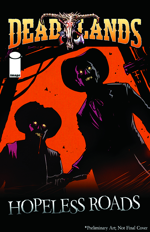 DEADLANDS BLACK WATER ONE SHOT