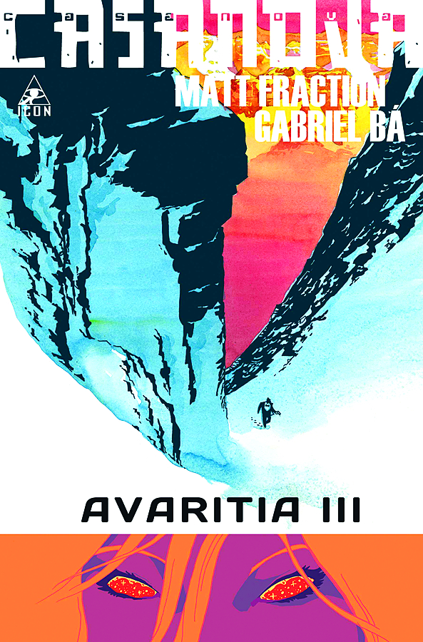 CASANOVA AVARITIA #3 (OF 4) (MR)