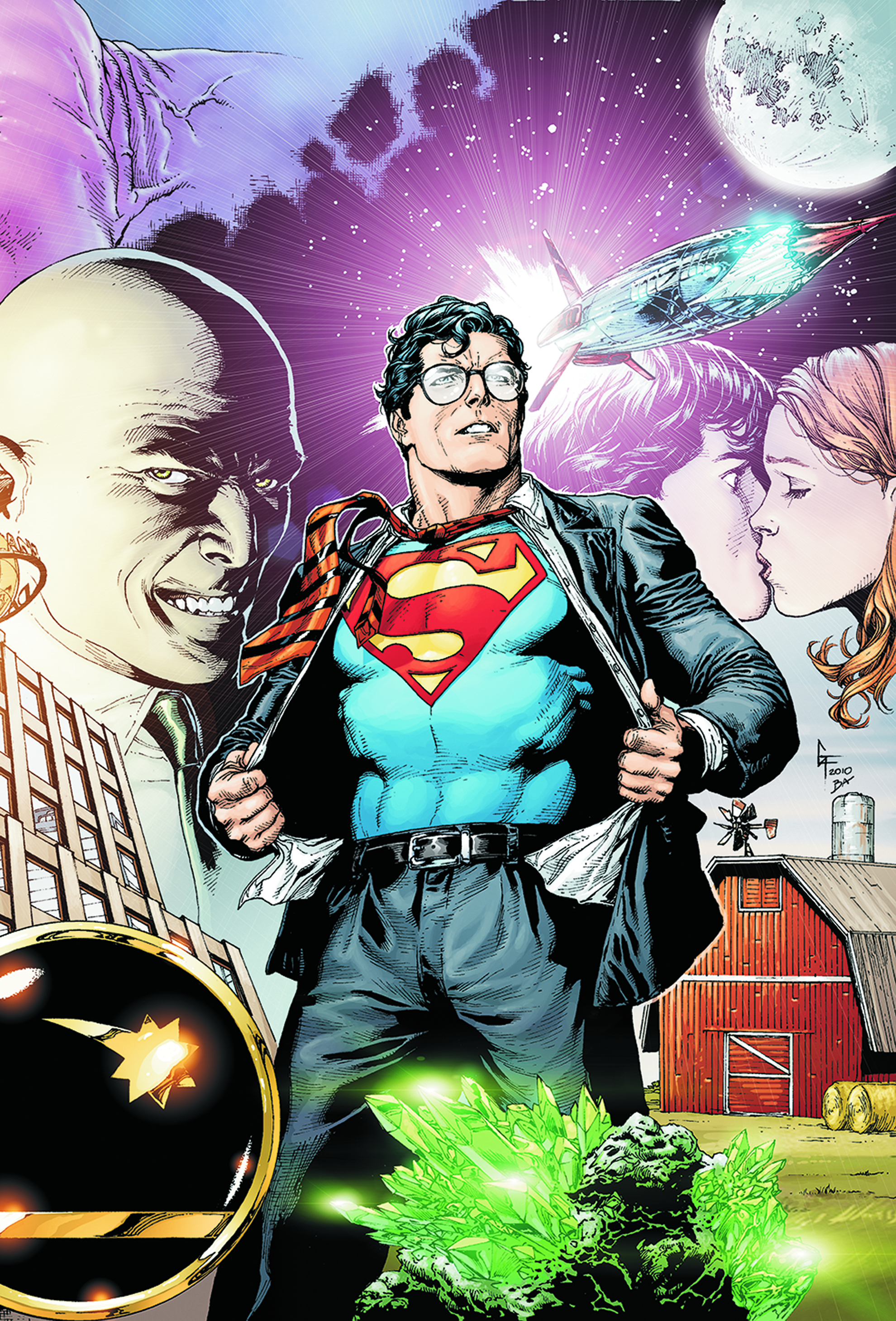 SUPERMAN SECRET ORIGIN TP