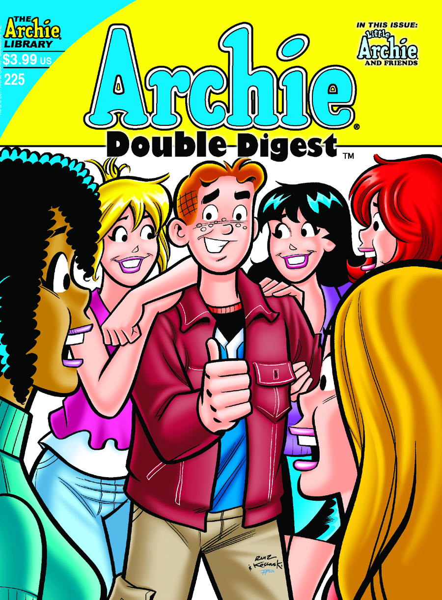 ARCHIE DOUBLE DIGEST #225