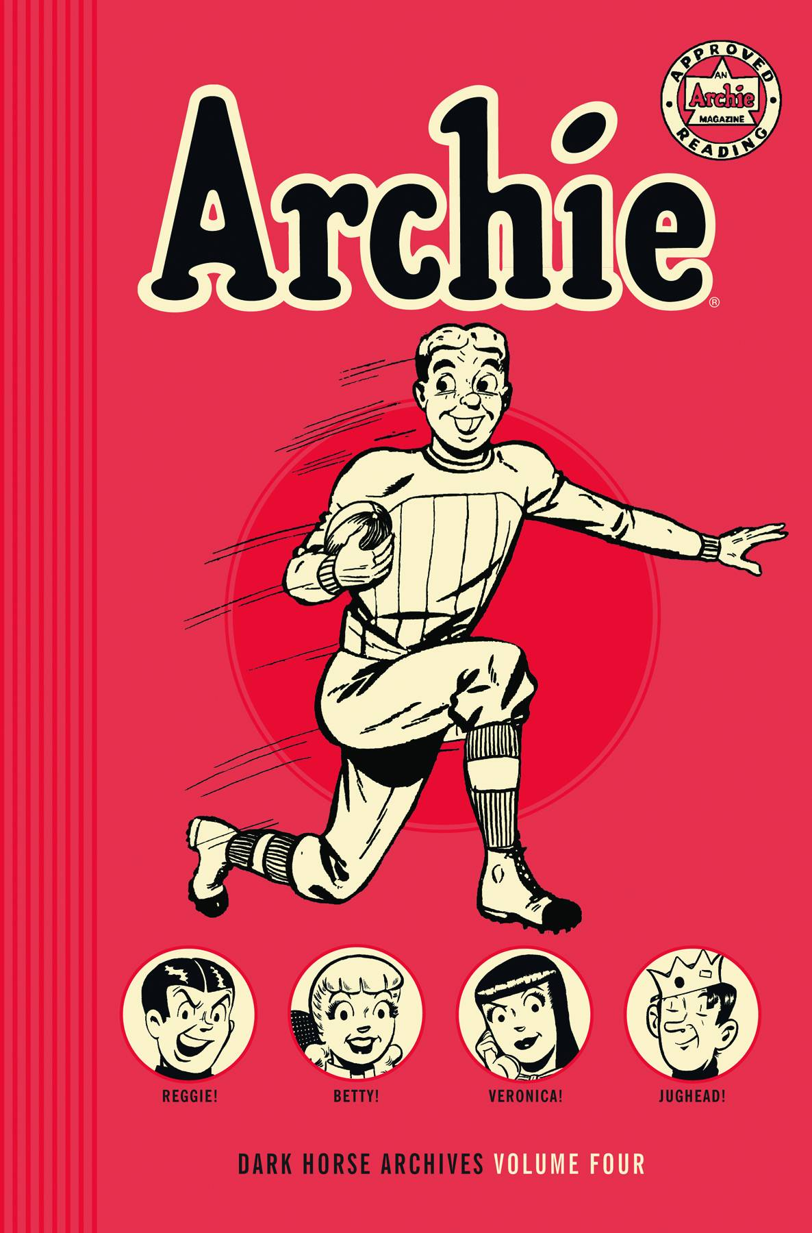 ARCHIE ARCHIVES HC VOL 04