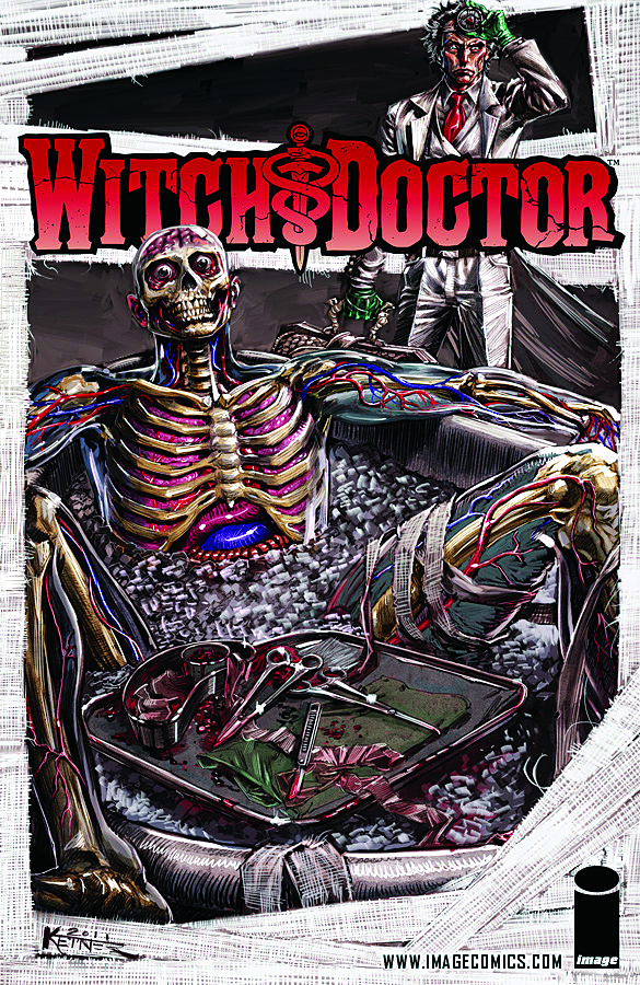 WITCH DOCTOR RESUSCITATION ONE SHOT