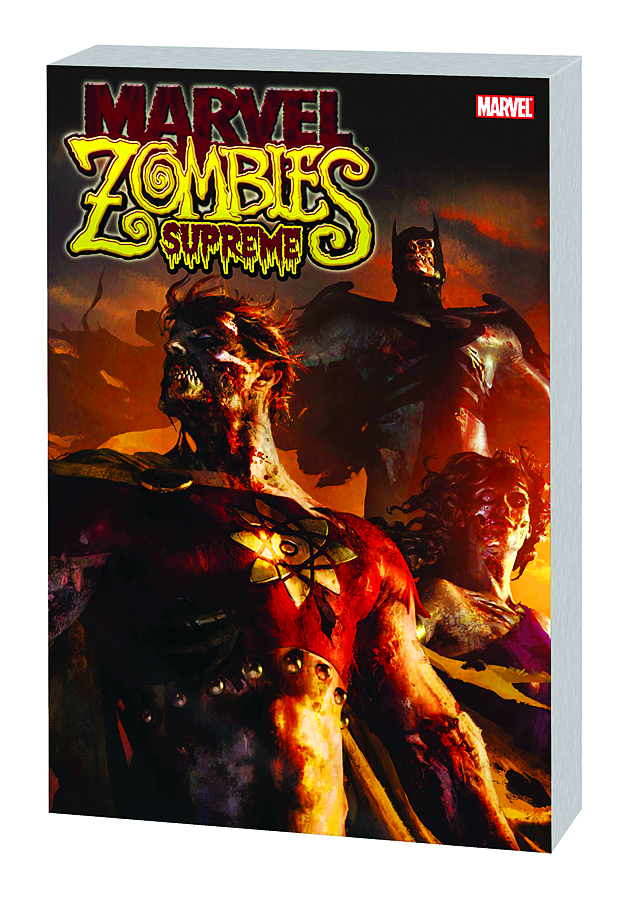 MARVEL ZOMBIES TP SUPREME
