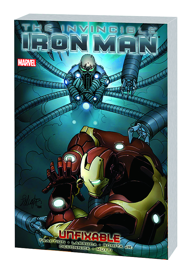 INVINCIBLE IRON MAN TP VOL 08 UNFIXABLE