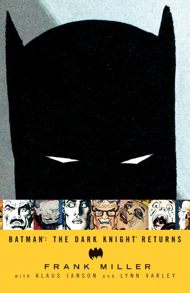 BATMAN DARK KNIGHT RETURNS TP
