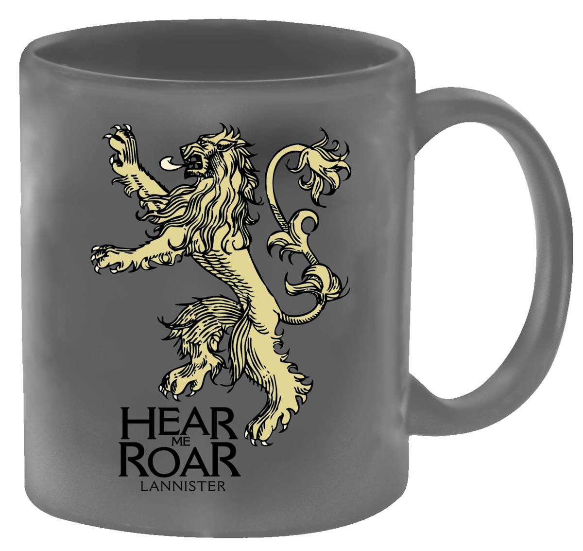 GAME OF THRONES COFFEE MUG LANNISTER (FEB120077)