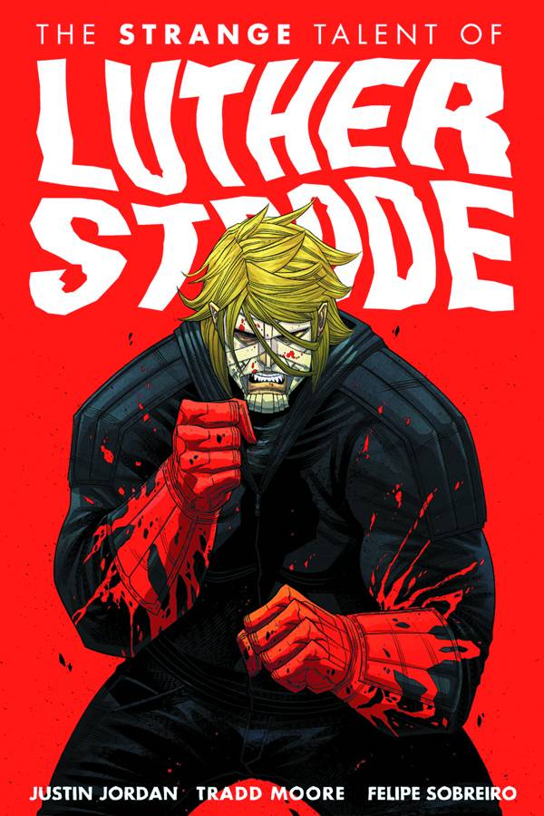 STRANGE TALENT OF LUTHER STRODE TP VOL 01 (MR)
