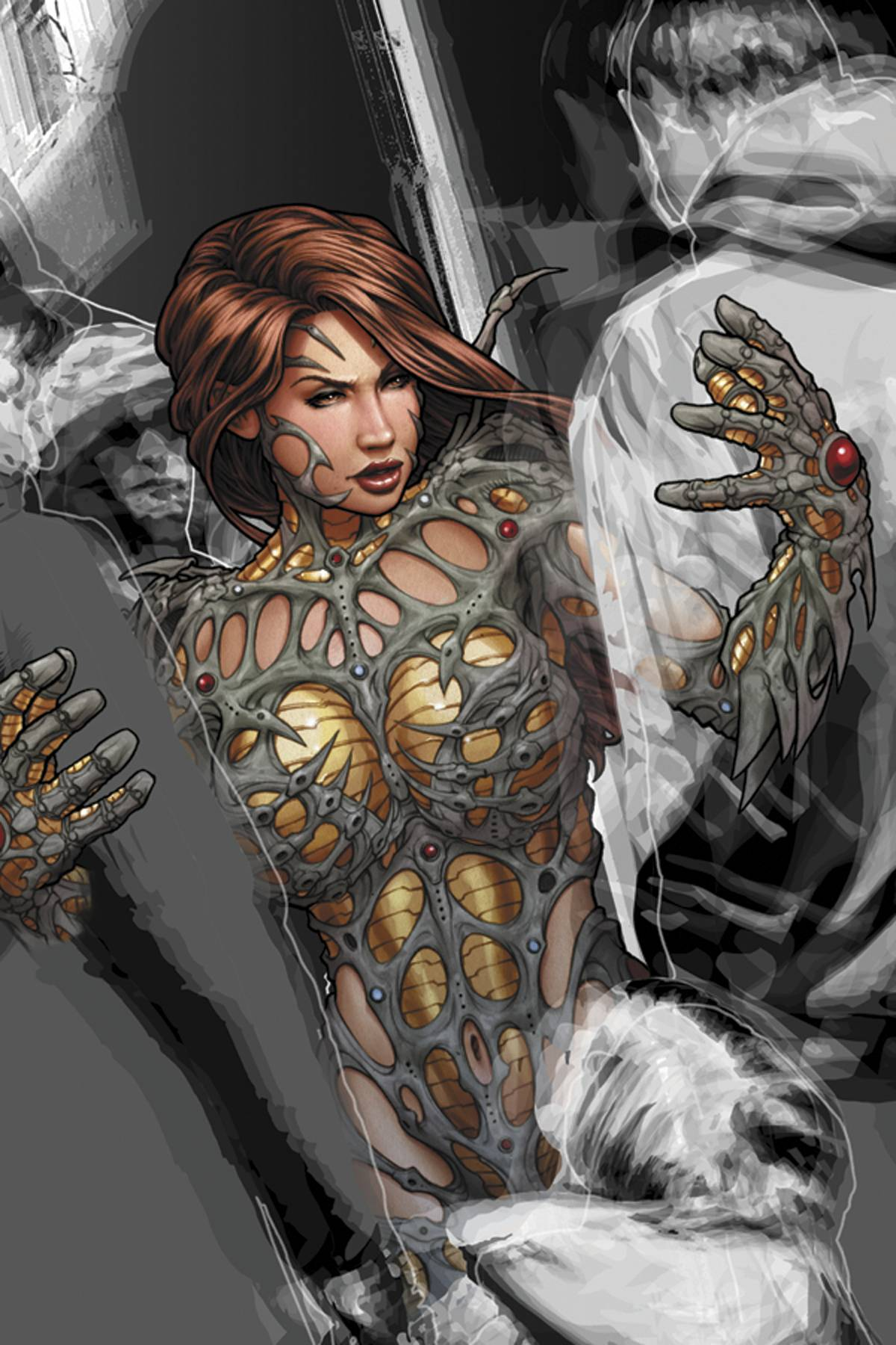 WITCHBLADE REBIRTH TP VOL 02 (SEP120442)