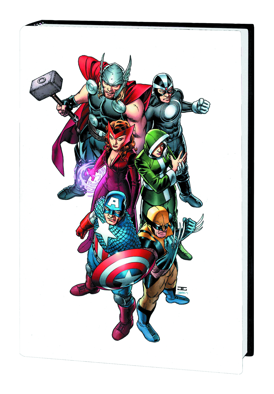 UNCANNY AVENGERS PREM HC VOL 01 RED SHADOW NOW