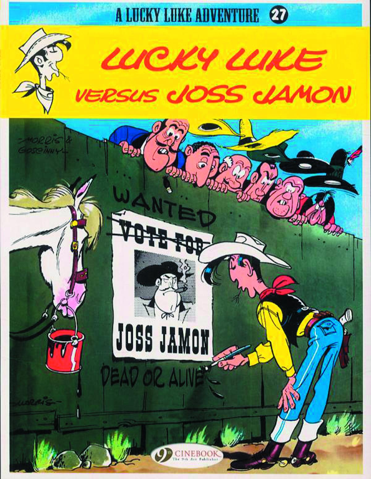 LUCKY LUKE 27 LUCKY LUKE VS JOSS JAMON